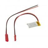 Accu LiPo 3,7 Vcc 110 mAh L401230