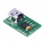 Adaptateur mini-USB-série 391