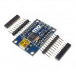 Adaptateur Xbee-mini-USB MR241