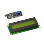 Afficheur LCD 2x16 I2C LD1602I2C