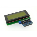 Afficheur LCD 4x20 avec boutons