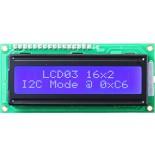 Afficheur série LCD05-16