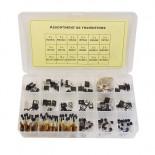 Assortiment de transistors TR148