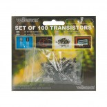 Blister de 100 transistors TR100