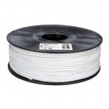 Bobine de 1 kg de fil ABS blanc