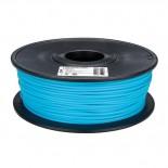 Bobine de 1 kg de fil PLA bleu clair