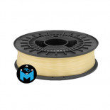 Bobine de 750 g de fil 1,75 mm blanc naturel MD3-175NA