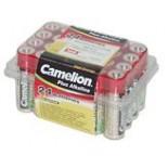 Boîte de 24 piles alcalines R3 (AAA)
