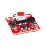 BP programmable à LED rouge BOB-15932