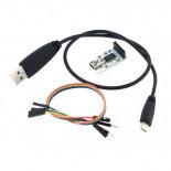 Câble série debug USB-TTL