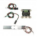 Capteur de force 1 kg + interface SEN0160