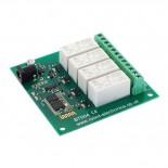 Carte Bluetooth 4 relais BT004