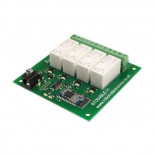 Carte Bluetooth 4 relais BT004BLE