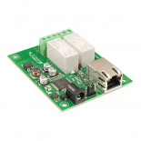 Interface ethernet 2 relais ETH002