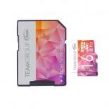 Carte micro SD classe U3 16 GB