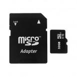 Carte micro SD classe U3 32 GB