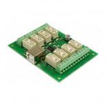 Carte USB 8 relais USB-RLY08B