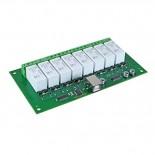 Carte USB � 8 relais bistables USB-RLY16L