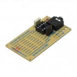 Circuit d'essais pour Picaxe-08M2 AXE021