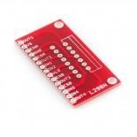 Circuit imprimé pour L298N