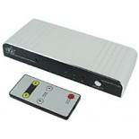 Commutateur HDMI 2 ports + TC AVS40TC