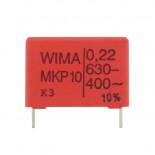 Condensateur MKP 220 nF