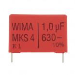 Condensateur MKS 1 µF