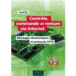 Contr�le et mesure via internet