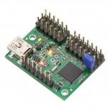 Contrôleur 12 servos USB Maestro 1352