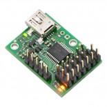 Contrôleur 6 servos USB Maestro 1350