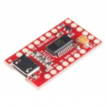 Convertisseur micro-USB-Série BOB-13263