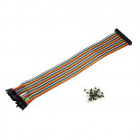 Cordon GPIO 40 broches 25 cm RB030