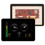 Ecran tactile 127mm gen4-uLCD-50DCT-CLB