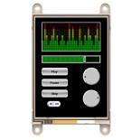 Ecran tactile 3,2'' gen4-uLCD-32PT-AR