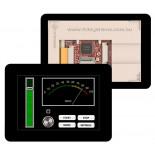 Ecran tactile 89mm gen4-uLCD-35DCT-CLB-PI