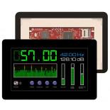Ecran tactile 178mm gen4-uLCD-70DCT-CLB-AR