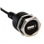 Embase USB A femelle
