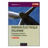 Energie électrique éolienne