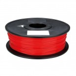 Bobine de fil 1,75 mm PLA rouge
