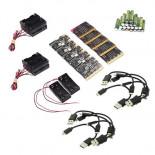 Jeu de 10 kits micro:bit V2 GO-SET-V2/10