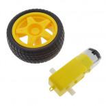 Kit éco roue + motoréducteur MT01