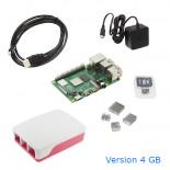 Kit Raspberry Pi 4 B KIT-PI4-4GB