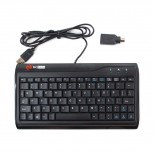 Mini-clavier QWERTY