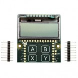 Module LCD et touches tactiles LCD32MK