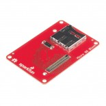 Module microSD pour Edison DEV13041