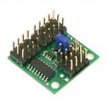 Module multiplexeur RC 4 canaux 2806