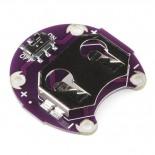 Module support de pile LilyPad DEV-13883