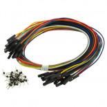 Pack de 20 câbles de connexion F/F BBJ24