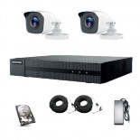 Pack de vidéo-surveillance 557152
