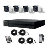 Pack de vidéo-surveillance 557172